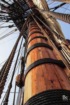 Ostindiefararen Götheborg (歌德堡號) :: Ocean Terminal, Hong K… Sailing Theme, Ship Map, Old Sailing Ships, Sea Of Thieves, Wooden Ship, Sail Away, Navy Ships, Wooden Boats, Pirates Of The Caribbean