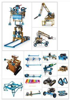 Mechanical - MakeBlock | Robot R Us