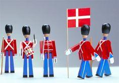 Kay Bojesen Danish Royal Guard