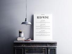 The Essentials - Moderne plakater til hjemmet