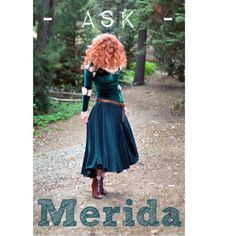 """""""Ask Merida"""" by iamalwaysthere on Polyvore"""
