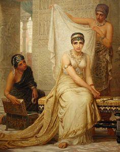 Edwin Longsden Long, Queen Esther.