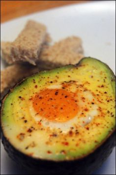 Avocado lehnte in 30 Rezepten ab - - Easy Healthy Recipes, Healthy Drinks, Veggie Recipes, Healthy Cooking, Snack Recipes, Cooking Recipes, Healthy Food, Nutella, Crepes