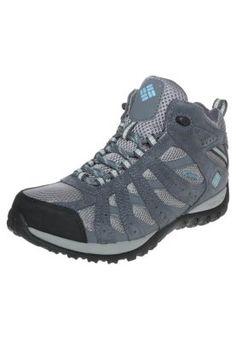 New summer trekking shoes...  Columbia REDMOND MID WP