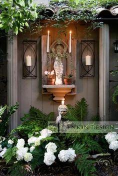 outside - prayer room  #religious #pinterestingdesign