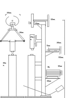 DIY power hammers – gonza-rytec – album na Rajčeti Power Hammer Plans, Blacksmith Power Hammer, Blacksmith Tools, Blacksmith Projects, Metal Bending Tools, Metal Working Tools, Metal Tools, Metal Projects, Welding Projects