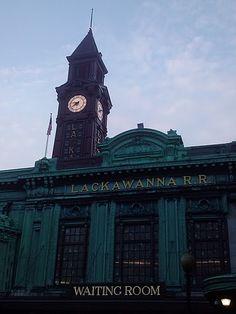 hoboken train station