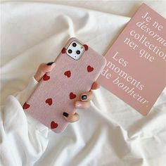 Cute Candy Color Plush Case For iPhone 11 Pro Max X XR XS Max SE 2020 – Touchy Style