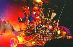 Dreamfinder - Andrew's Blue-Sky Walt Disney World Resort Wish List - www.wdwradio.com