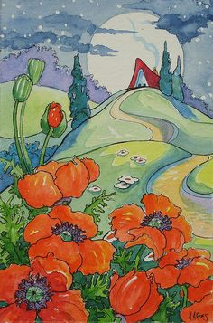 A Poppy Moon Storybook Cottage Series | Flickr - Photo Sharing!