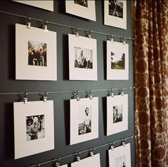 Kuvia voi laittaa perinteisiin kehyksiin, mutta blogissa olisi tarjolla yhdeksän persoonallisempaa tapaa!