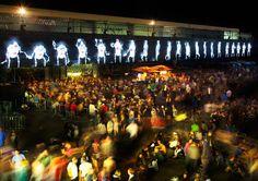 Nightpark Concert, Concerts