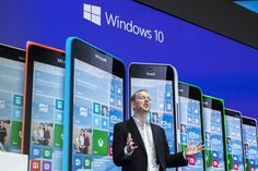 Nice HTC 2017: Microsoft: No New Versions After Windows 10 Technology update