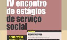 IV Encontro de estágios de Serviço Social