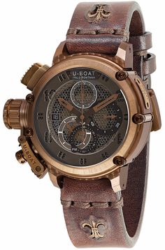@uboatuk Watch Chimera Net Bronze #add-content #basel-16 #bezel-fixed…