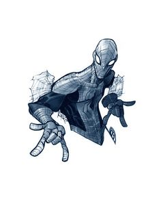 Spidey by the ridiculously talented Eric Canete