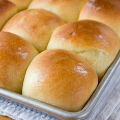 Sweet Hawaiian Rolls will be an amazing accompaniment to so many meals. Looks like some time goes into these, so will probably save them for special times.