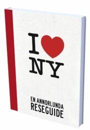 I heart NY : en annorlunda guide & ett frågespel - Tess Jacobson - 9789186283681   Bokus bokhandel