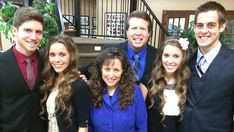 The Duggars' 7 rules of courtship: 'Love is in the air' (but no kissing)