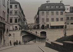 Trappanordning i Hornsgatan vid Bellmansgatan 1907