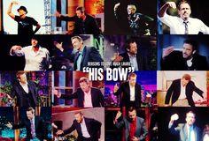 Reason 179: His bow :D