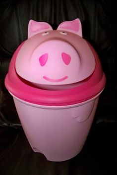 A Garbage Can That Looks Like A Pig. The Kids Take Turns Feeding Him Items  That Begin With The Letter Sound We Are Studying. Then, The Whole Class  Make The ...
