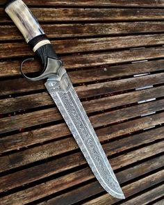 Roger Bergh knives