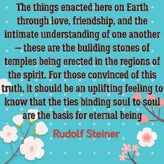 Cosmic Consciousness, Rudolf Steiner, George Carlin, Here On Earth, Carl Sagan, Carl Jung, Osho, Philosophy, Friendship