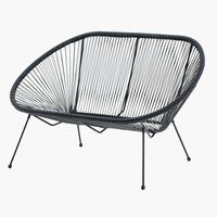 Choose from a range of garden recliner chairs, side tables, rattan garden furniture and outdoor furniture. Great quality at JYSK with price guarantee. Garden Recliner Chairs, Garden Recliners, Rattan Garden Furniture, Lounge Furniture, Outdoor Furniture, Small Balcony Decor, Backyard, Patio, Inspiration