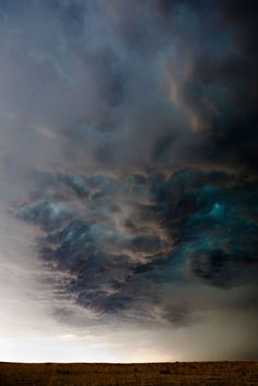 """""""The Big Cloud"""" series by Camille Seaman"""