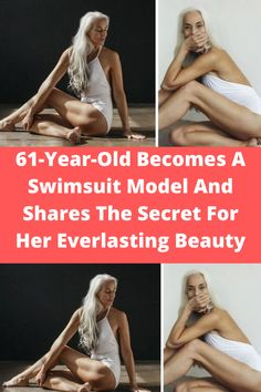 Advertisements often boast sexy young women to market their product, but the truth is, all humans at any age and any size are beautiful. Society can often forget the stunning beauty of older women in particular, and one model is looking to change the way people see older women.