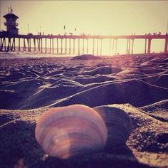 walked this... Huntington Beach Pier, CA. Where I was born. Where my home is.