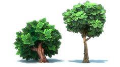 low poly foliage - Google Search