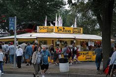 Minnesota State Fair. Greatest Doughnuts of ALL time.