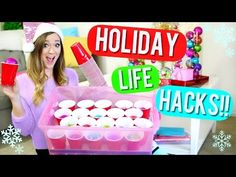 Awesome Holiday Life Hacks You'll Want To Know This Winter | DIY Craft Project