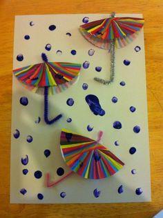 Weather Art Projects For Preschoolers