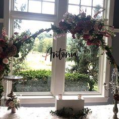 Set of 3 wood hoops wreath/ Wedding decoration/ Wedding Decor/ Bohemian Backdrop, Gold Backdrop, Floral Backdrop, Floral Arch, Engagement Decorations, Flower Decorations, Wedding Decorations, Wedding In The Woods, Our Wedding