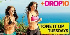 Get Sexy Summer Shoulders in One Move #TIU #SelfMagazine #Drop10