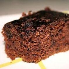 Aprenda a fazer o bolo de chocolate funcional - Foto: Reprodução Lidiane Barbosa
