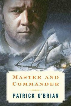 Master and commander by Patrick O'Brian.  Click the cover image to check out or request the historical fiction kindle.
