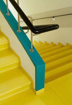 Color Structures No. 1 / Alvar Aalto via one more good one