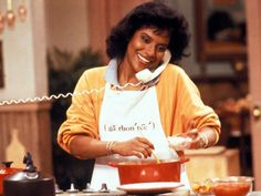 """Phylicia Rashad Weighs In On The Cosby Show's Portrayal Of A Black Family - """"Well, they didn't grow up in my community,"""" Rashad says of the show's critics. ''I grew up in Houston, Texas, in [the] 3rd ward & it was very realistic. """"It was realistic in Charlotte, North Carolina; in Atlanta; in New York; in Richmond; in Hampton; in Los Angeles — it was realistic in a lot of places,"""". I guess it just depends on who you know and what you know."""""""