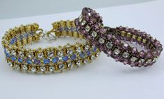 Beaded Cup Chain bracelet pattern -That Bead Lady - Beads, Beading & Bead Classes in Newmarket Ontario