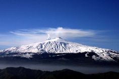 Mt. Etna, Sicily - so glad the mountains will be part of this next adventure!