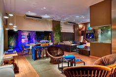 Expostas durante as mostras de CASA COR 2014 pelo país, as salas de estar conquistam os visitantes.