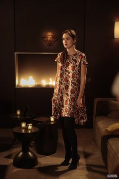 Blair Waldorf - I love her dress