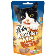 Animalerie  Felix Party Mix Friandises pour chat  3 x gibier