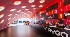 booth design Toyota