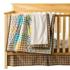 Baby Doodles 10 pc Crib Set by Sumersault