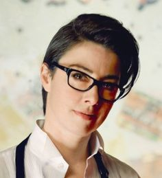 What if Doctor Who had always been a woman? English comedienne Sue Perkins